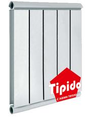 Алюминиевый радиатор Tipido-500